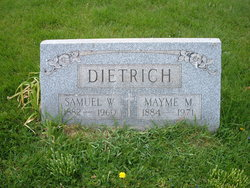 Samuel William Dietrich