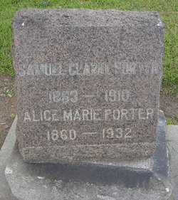 Alice Marie Porter
