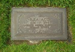 Ida <i>Schwartz</i> Acc