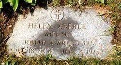 Helen <i>Aberle</i> Wrend