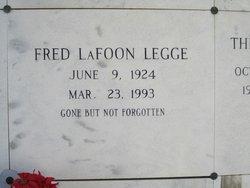 Fred LaFoon Legge