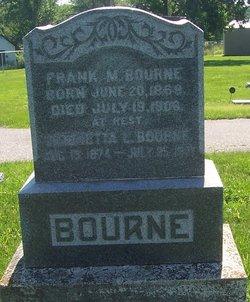 Henrietta L. <i>Leaverton</i> Bourne