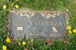 Ruth V <i>Klingensmith</i> Copeman