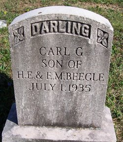 Carl G Beegle