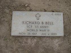 Richard B Bell