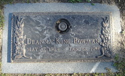 Deanna <i>King</i> Bowman