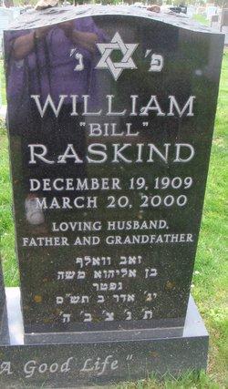 William Bill Raskind