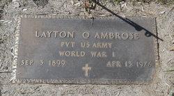 Layton Otis Ambrose