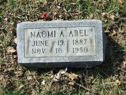 Naomi A. <i>Wilson</i> Abel