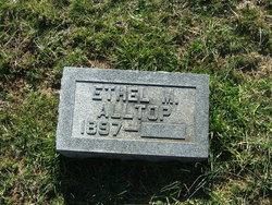 Ethel M. Alltop