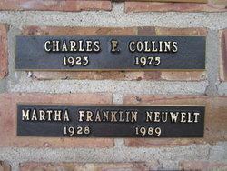 Charles F Collins