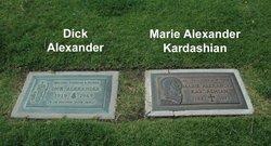 Marie <i>Alexander</i> Kardashian