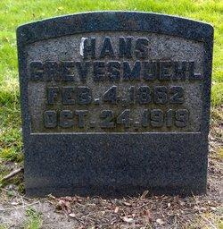 Hans Grevesmuehl, Jr
