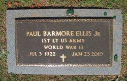 Paul Barmore Ellis, Jr