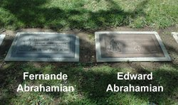 Edward J Abrahamian