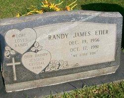 Randy James Etier