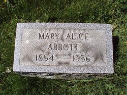 Mary Alice Abbott