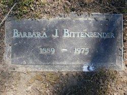Barbara J. Bittenbender