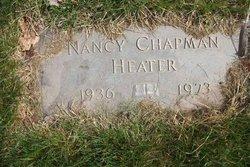 Nancy <i>Chapman</i> Heater
