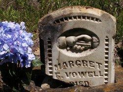 Margaret Ellen <i>Fleming</i> Vowell