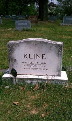 Leone E Kline