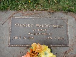 Stanley Waldo Macy