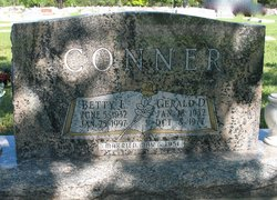 Betty Louise <i>Gash</i> Conner