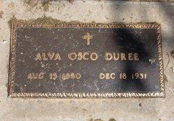 Alva Osco Duree