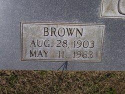 Enoch Brown Claud