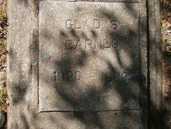 Gladys E Barnes