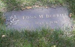 Edna Marie <i>Johnson</i> Burrill