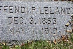 Effendi P. Leland