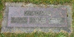 Holgar A Gustafson