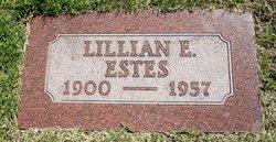 Lillian Elizabeth <i>Larson</i> Estes