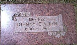 Johnny C. Allen