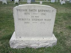 Rebecca Stedman <i>Ward</i> Brownell