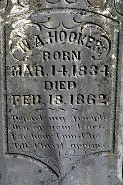 William A. Hooker