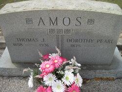 Dorothy Pearl Dolly <i>Willis</i> Amos