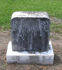 Mary Alexania <i>Phillips</i> Gilmore