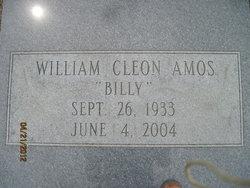 William Cleon Billy Amos