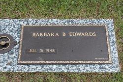 Barbara B Edwards