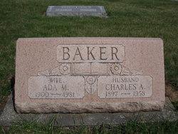 Ada Mae <i>Grace</i> Baker
