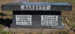 William Pierson Barrett