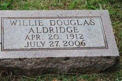 Willie Douglas Aldridge