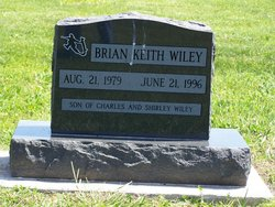 Brian Keith Wiley