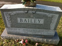 Harold H. Bailey, Sr