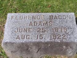 Florence <i>Bacon</i> Adams