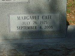 Margaret Ann <i>Cate</i> Baker