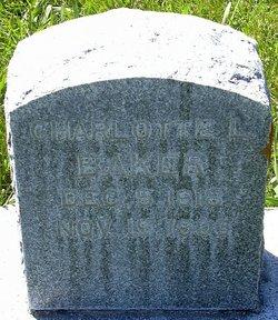 Charlotte <i>Leavitt</i> Baker