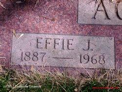 Effie J Acker